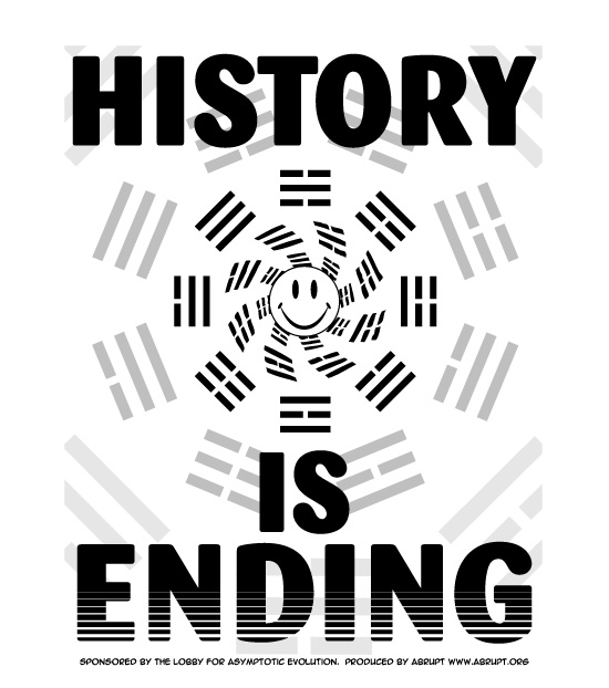 History Is Ending