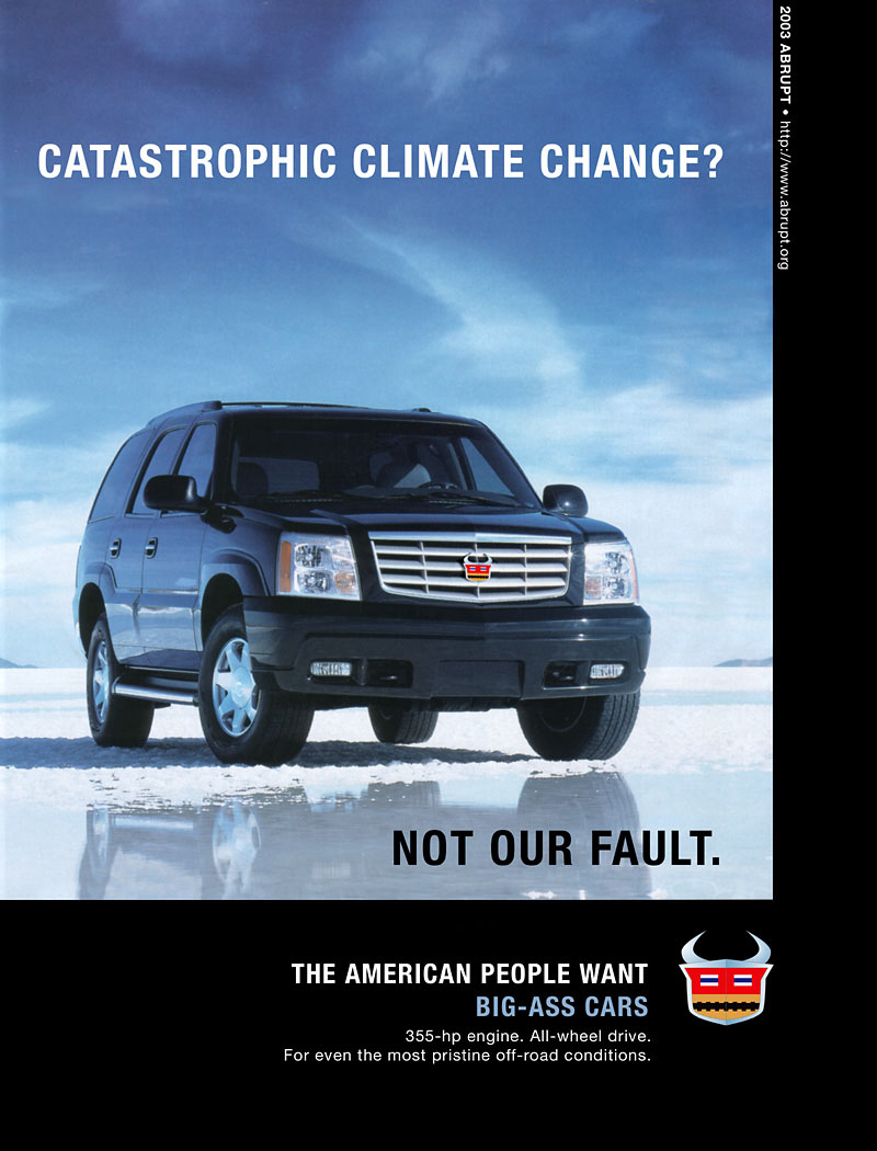 Catastrophic Climate Change?