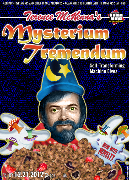 [Terence McKenna 1946 - 2000]